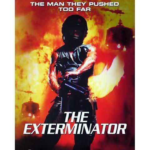 #theexterminator #jamesglickenhaus #robertginty #エクスタミネーター #人肉ミンチ #パーカーでM16 #カッコよすぎ #テンポが良い