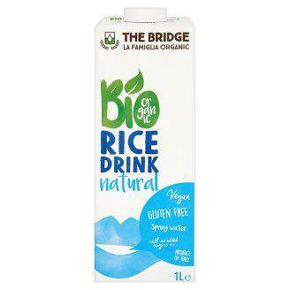 The Bridge BIO rizsital 1 l - Tesco Bevásárlás