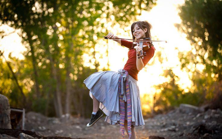 Lindsey Stirling: ll folletto danzante