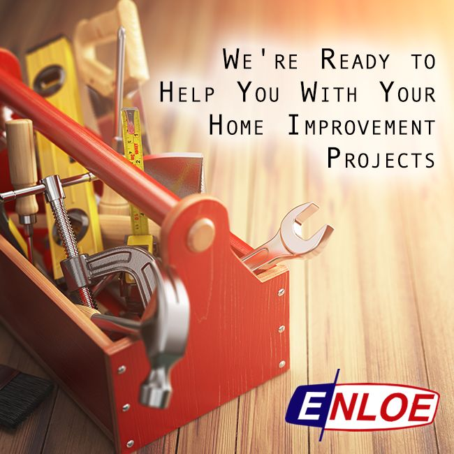 Been thinking about home improvement projects for your home? No matter what home improvement projects you may want or need, we can help you out. From vinyl siding and replacement windows and doors -- to gutter installation and bathroom remodels -- we can take care of you. Call us today for a free in-home estimate. #HomeImprovementAugusta #HomeImprovementNorthAugusta #HomeImprovementAiken