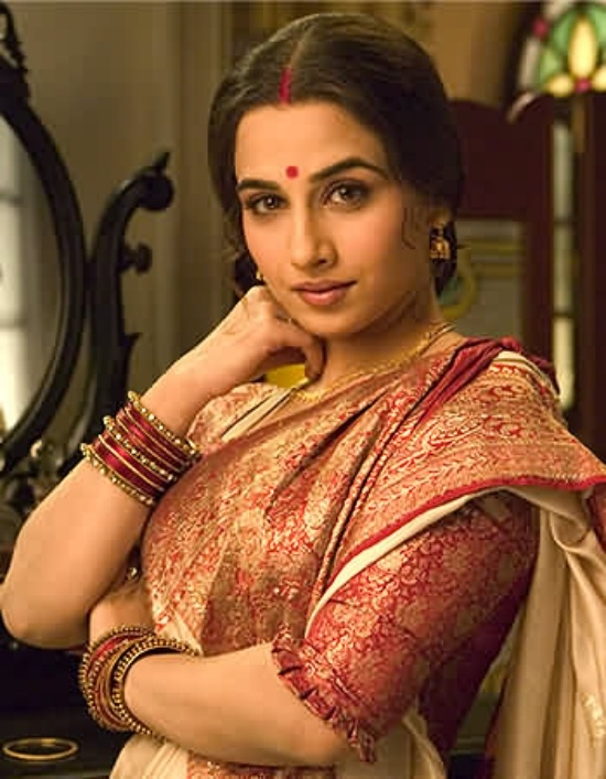 Vidya Balan Parineeta saree