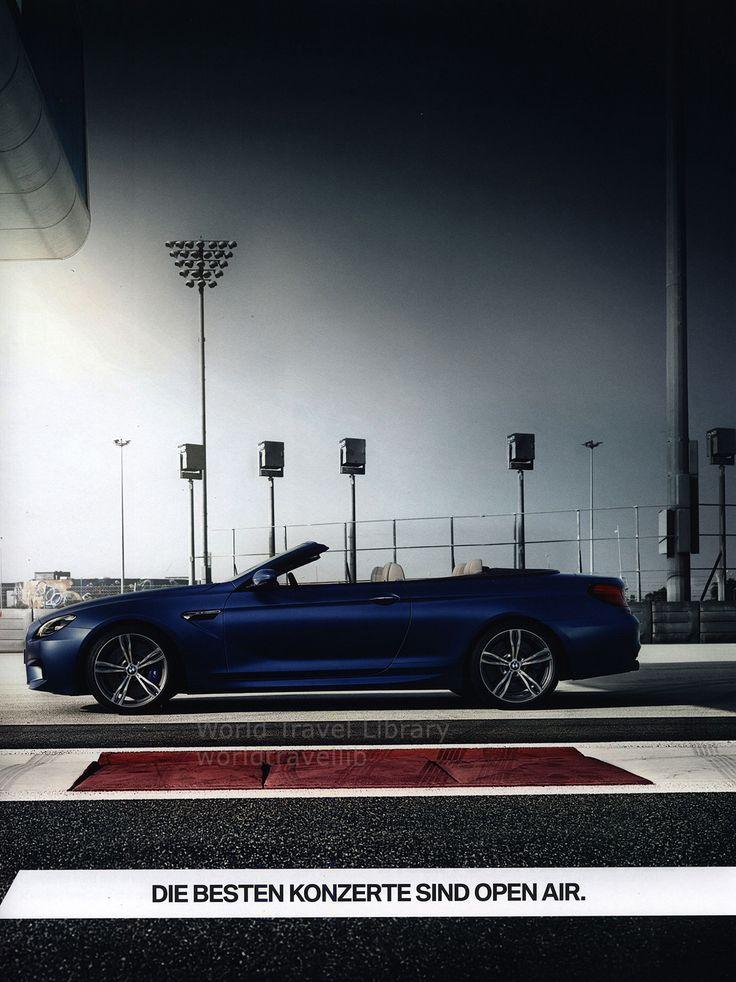 https://flic.kr/p/Uo99Lt | BMW M6. Gran Coupé, Coupé und Cabrio. 2016_3