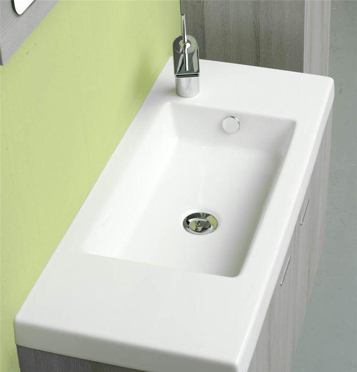 25 beste idee n over zwarte wastafel op pinterest zwevende planken keuken moderne inrichting - Keramische inrichting badkamer ...