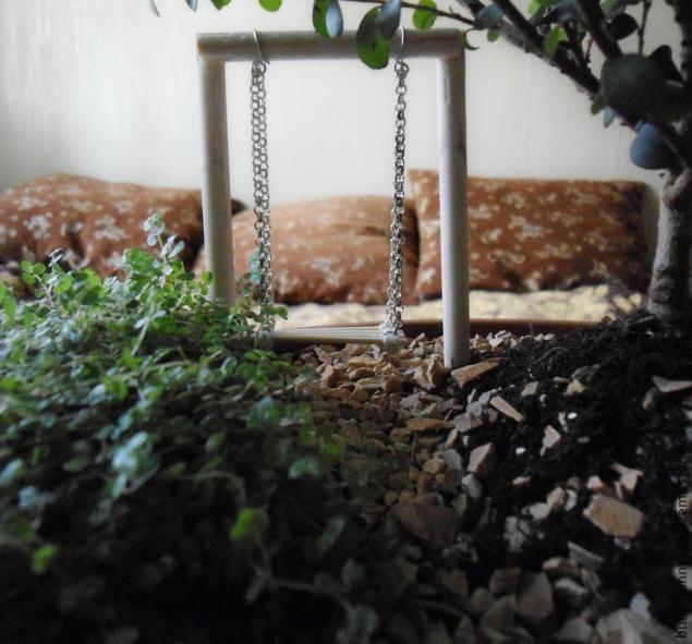 Мини-сад в горшке - Ярмарка Мастеров - ручная работа, handmade