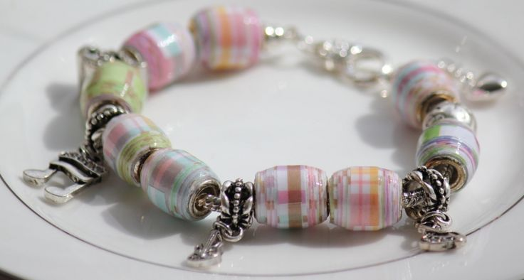 Rock Angel- Beautifully Bead Bracelet