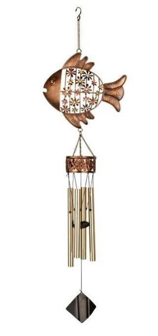 1234 best images about peces on pinterest ceramics fish for Koi fish wind chime