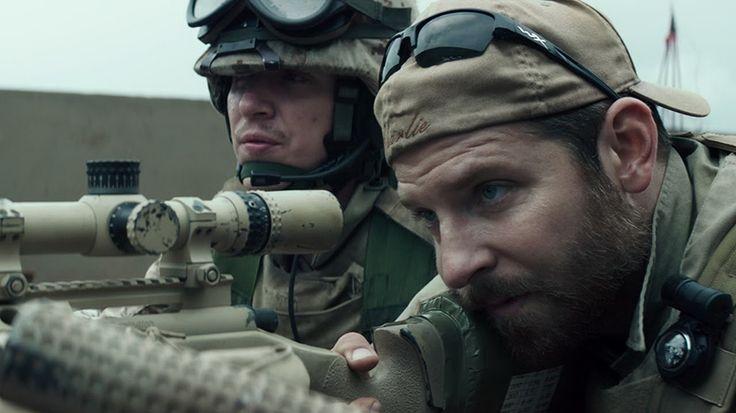 Тактические защитные очки Wiley X Saint в фильме «Американский снайпер» 2014