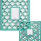 Baroque Turquoise Frame - eclectic - frames - by Sixtrees