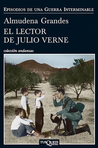Almudena Grandes, El lector de Julio Verne