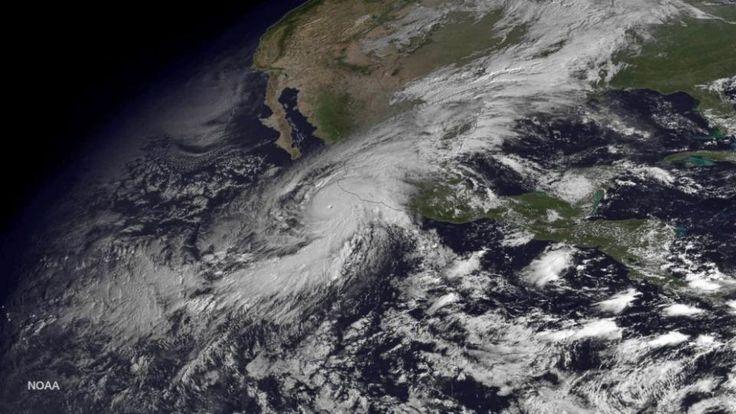 Hurricane Patricia 2015