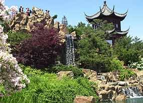 Montreal's botanical garden- loved it and need to go backChinese Garden