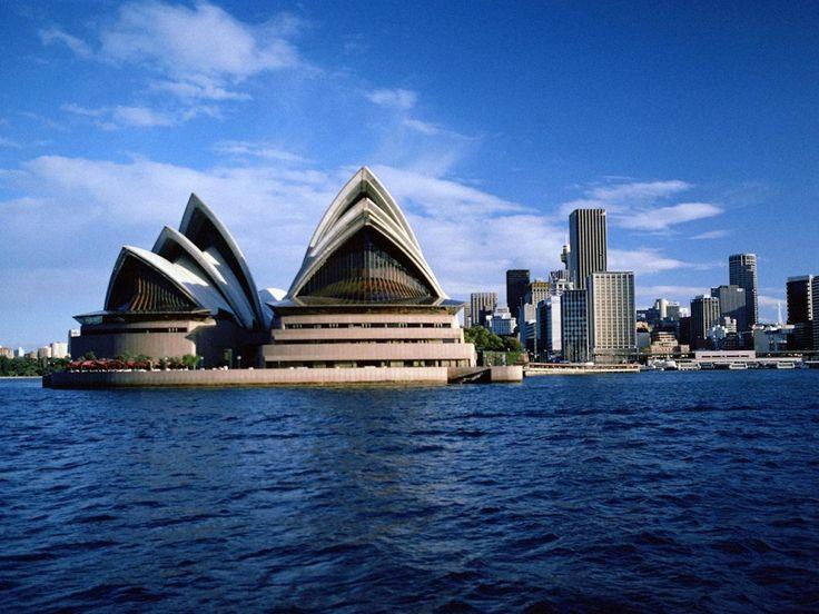Australia. I can't wait to go!