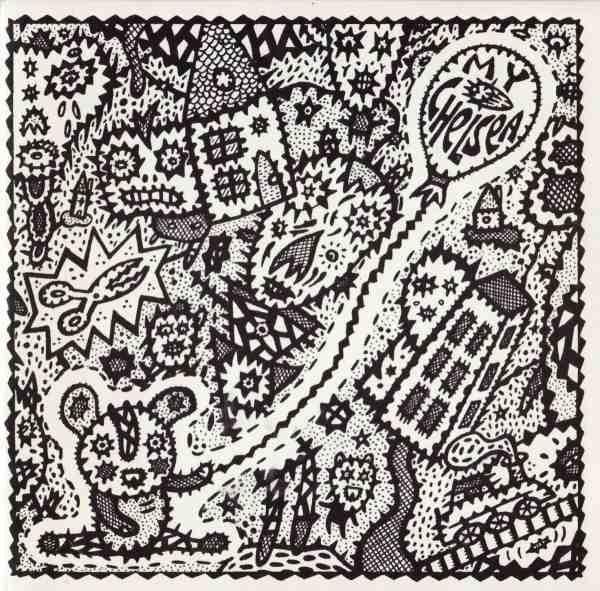CD artwork by Kerozen.