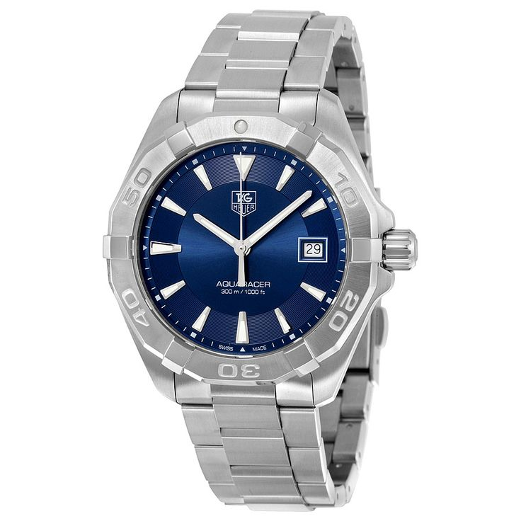 Watch Direct - TAG HEUER AQUARACER BLUE SUNRAY DIAL STAINLESS STEEL MEN'S WATCH, $1,990.00 (https://watchdirect.com.au/tag-heuer-aquaracer-blue-sunray-dial-stainless-steel-mens-watch.html)
