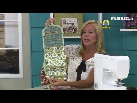 Vida com Arte | Bolsa porta marmita por Maria Adna - 23 de Janeiro de 2016 - YouTube