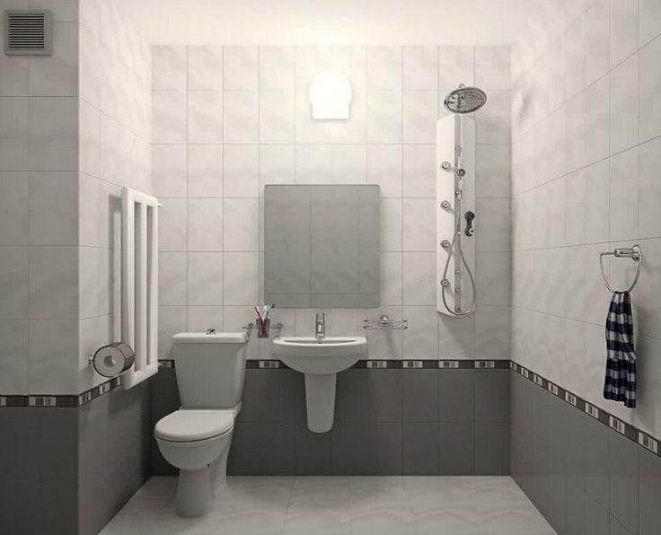 gambar  keramik kamar mandi  desain Pinterest