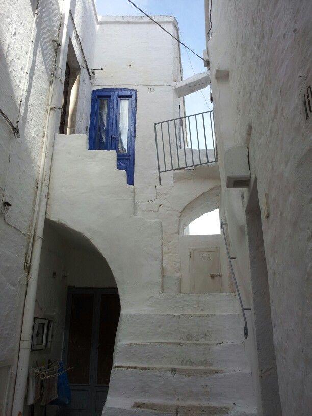 Greece??? No... Puglia -Ostuni town (Italy)