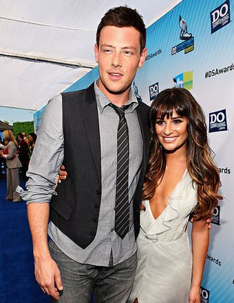 This is one of my favorite couples in the world... R.I.P Cory.. We will always love you .....lea and Cory