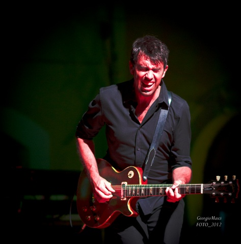 Liri BLues 2012. . . Fabio Treves Band