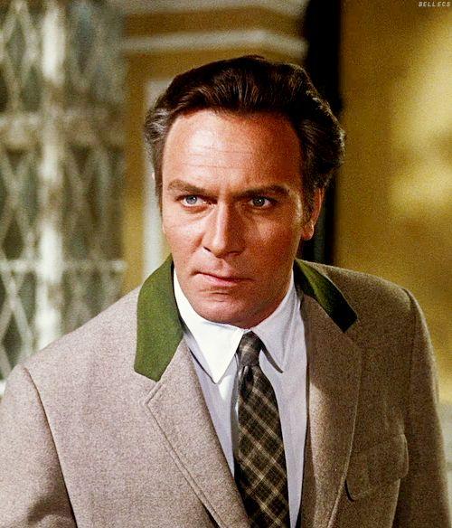"""The Sound Of Music"" (1965) ~ Captain Georg Von Trapp was portrayed by Christopher Plummer."