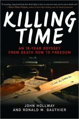 Ronald M. Gauthier co-authored Killing Time: an 18-Year Odyssey from Death row to Freedom, a nonfiction title chronicling the odyssey of John Thompson, a man wrongfully convicted of murder and sentenced to death in Louisiana. His book won the Innocence Project Media Award, the Indie Award for Best Fiction, and it was selected by the Chicago Sun Times as one of the best books of 2010.