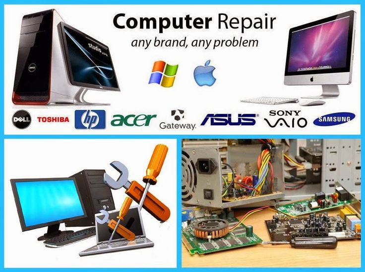 Small Business Ideas: How to Start a Computer Repair Business