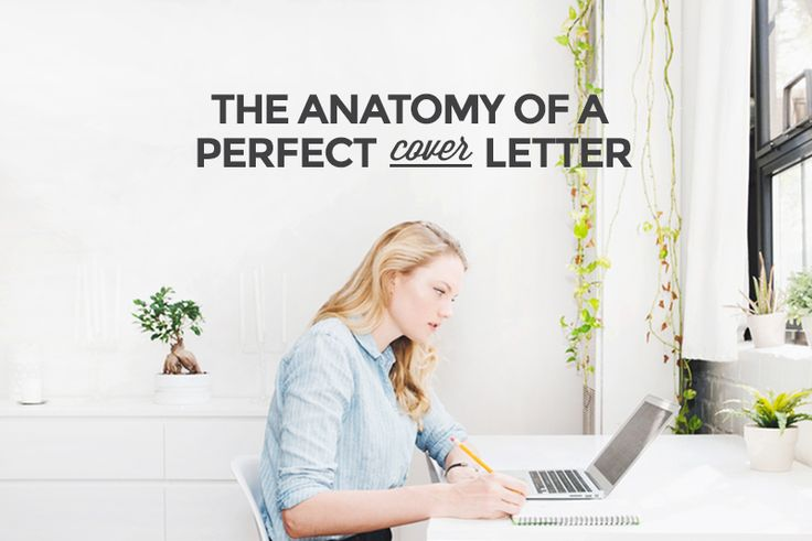 1000+ Ideas About Perfect Cover Letter On Pinterest