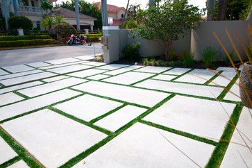 miami tropical main entrance landscape design ideas