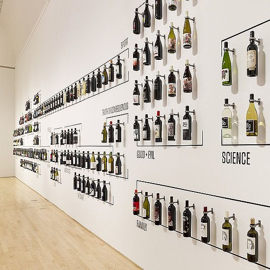 Photos From SFMOMA How Wine Became Modern Exhibit