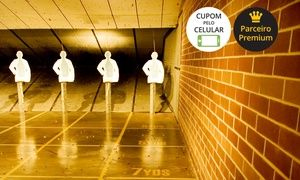 Groupon - Grupo Protect – Gutierrez: curso de tiro esportivo com prática de 30 ou 50 disparos em Grupo Protect. Preço da oferta Groupon: R$99