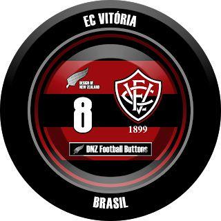 DNZ Football Buttons: EC Vitória