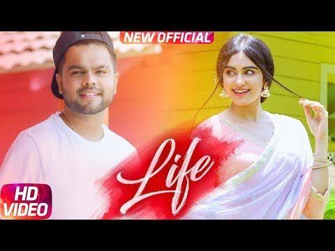 Akhil New Punjabi Song Life Feat. Adah Sharma HD Video And Lyrics