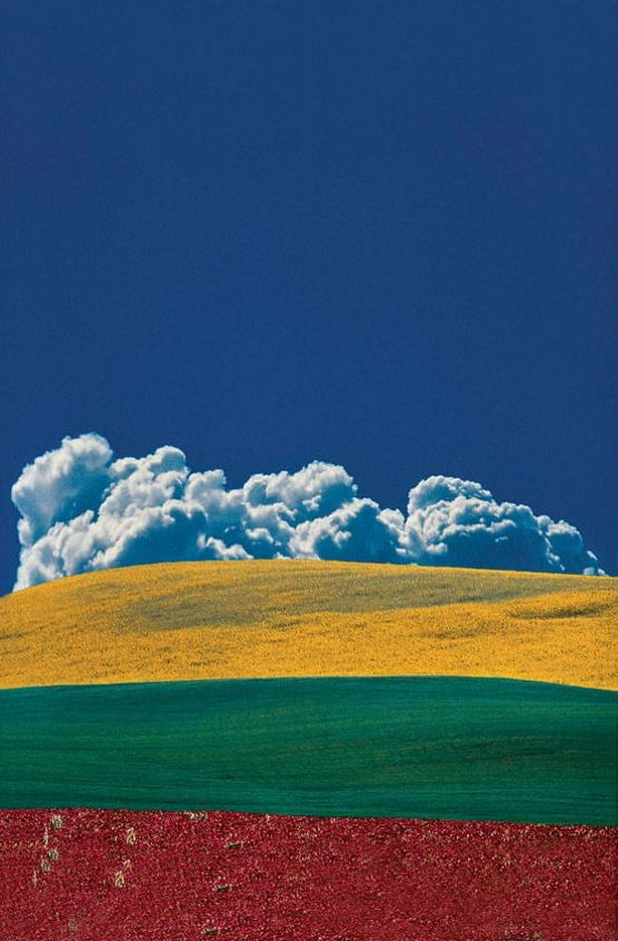 Franco Fontana - color scapes