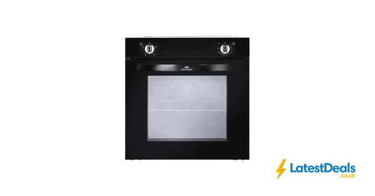 New Newworld NW602V Built in 59cm Electric Single Oven Black at AO/ebay, £129