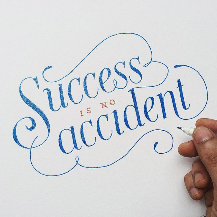Gorgeous Hand-Lettering Artworks by Chandan Mahimkar | Inspiration Grid | Design Inspiration