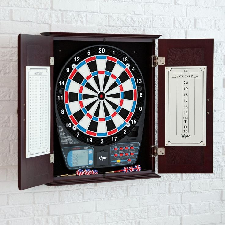 Have to have it. Wakefield Viper 787 Electronic Dart Board Package - $159.99 @hayneedle