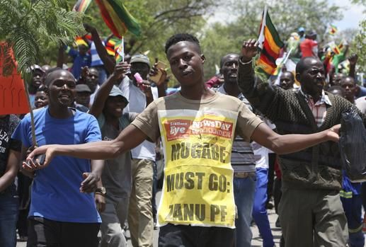 Johannesburg - The Chinese Embassy on Monday denied reports that the Zimbabwe Defence Forces (ZDF) had briefed Chinese officials in advance of the planned military action that took place in Zimbabwe last week.
