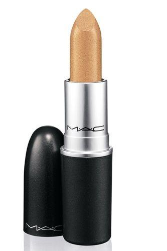 mac gold lips via mac.com