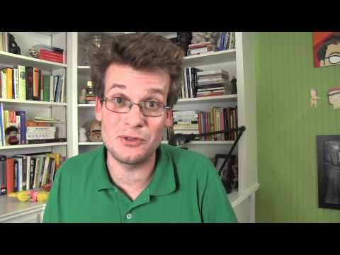Feeling More Alive: Fahrenheit 451's The Hearth and the Salamander - John Green Video