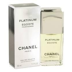 Egoiste Platinum Eau De Toilette Spray By Chanel