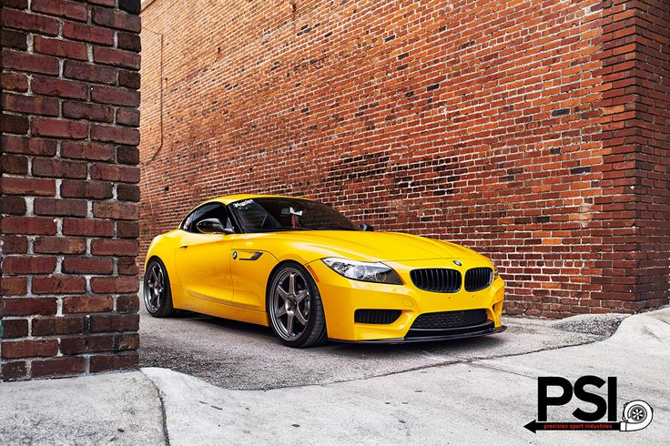 Michael Huynh BMW Z4 35i Pure Impulse Package – Jade Motorsports