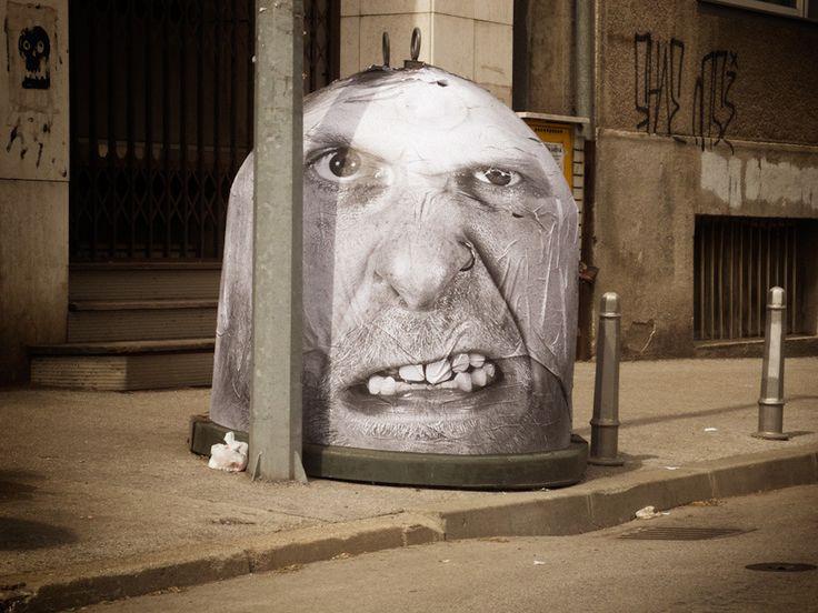 Mentalgassi: Street Artists, Urban Art, Urbanart, Graffiti, South Africa, Art Urbano, Mentalgassi, Art Urbana, Streetart