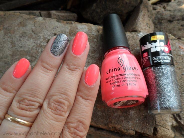 #OutubroRosa com Flip Flop Fantasy - China Glaze http://wp.me/p1x69g-2Me
