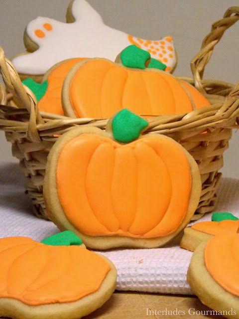 8 besten biscuits halloween Bilder auf Pinterest | Gebäck, Halloween ...