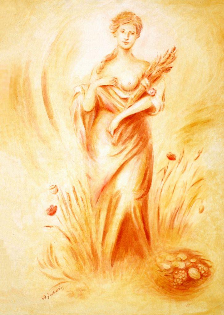 картинки греческой богини любви и плодородия продажа пластиковые сани