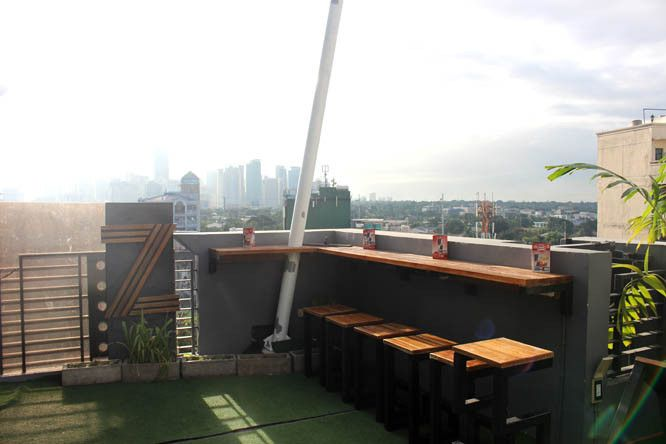 Z Hostel: Hip in Manila - journeytodesign.com
