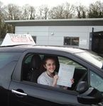Driving Lessons, Try Us and See Deal 10 Hrs - £159 Congratulations to Bethany Austin of Gillingham Kent who passed her practical driving test on Wednesday 7th January 2015. Bethany passed her test at the Gillingham driving test centre. Bethany attends Chatham Grammar school and is currently undertaking her A levels. All the best for the future from your driving instructor Matt and all the team at Topclass driving school.