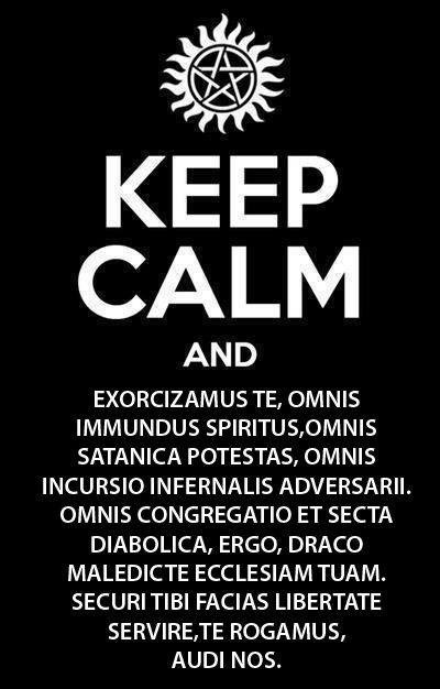 Supernatural Exorcism                                                                                                                                                                                 More