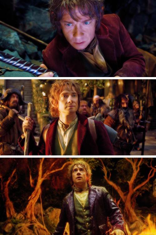 How Bilbo Baggins Is a Hero in the Hobbit