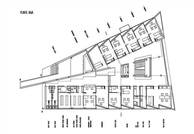 Centro de Saúde do Castrillón |Antonio Amado | A Coruña (1996)